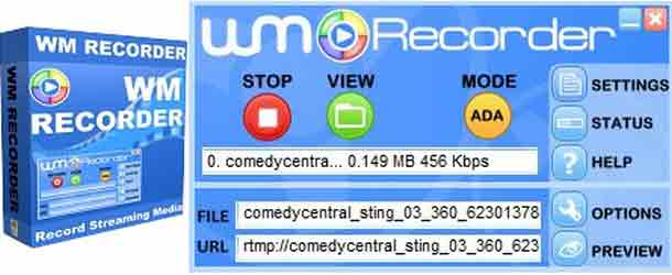 WM recorder gratuit